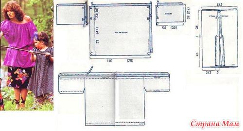 Блузки - 1