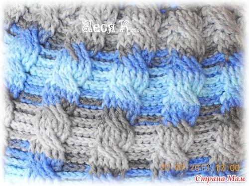 Вязание кос крючок 96