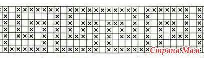 Греческие узоры для вязания 93