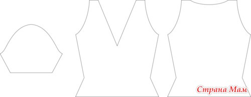 Кофточка по мотивам модели Флоры Мази... Очень много фото (свыше 50).. думаю, будет понятно без слов))