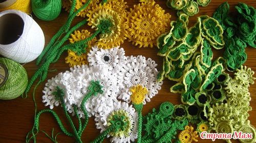 Михальчук вязание крючком