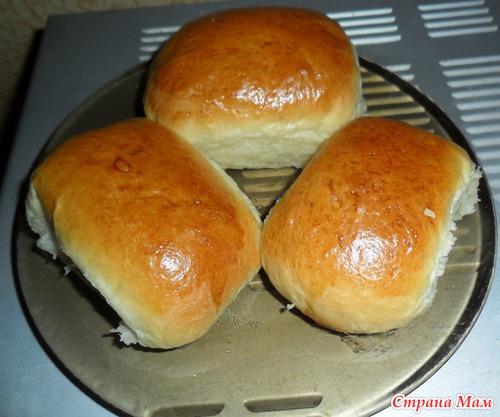 ПухОвые пирожки