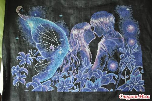 Девочки, может у кого в закрамах есть такие схемы - Первый поцелуй и волшебный поцелуй, если завалялись поделитесь.