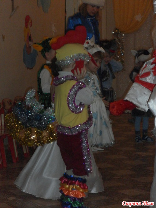 Новогодний костюм петуха для мальчика своими руками
