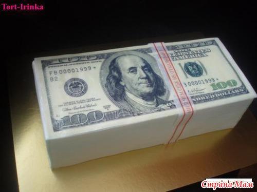 Торт Кейс с деньгами пошаговый рецепт с фотографиями 69