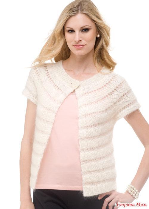 ищу схемы свитера кофты из мохера страна мам