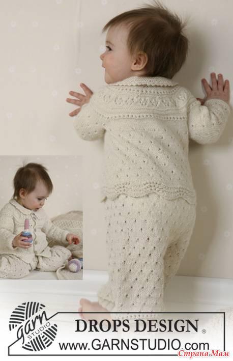 опрос на онлайн свяжем вместе красивый костюм малышам вязание