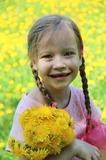 Одуванчик золотой - солнечный цветочек!!!