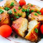Идеальный запеченный картофель ...